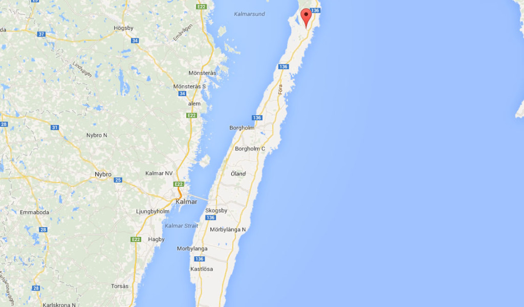 öland karta Kiropraktormottagning Öland | Gedins Kiropraktormottagning öland karta